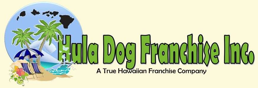 HULA DOG FRANCHISE LOGO WEB